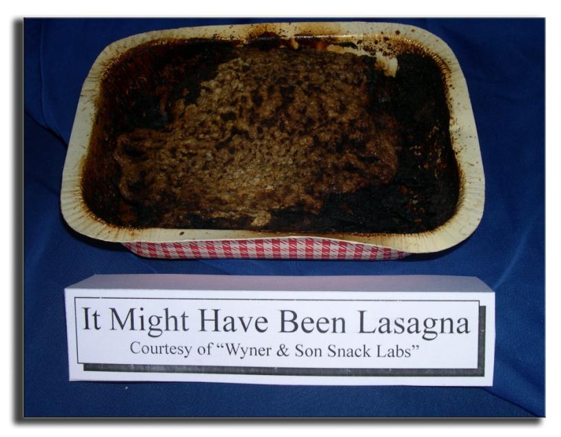 Картинки по запросу Дебора Хенсон-Конант подгоревшая еда